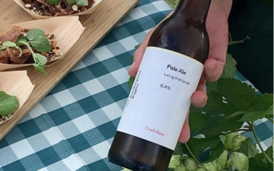 Øl og mad med Svendborgsund Bryghus