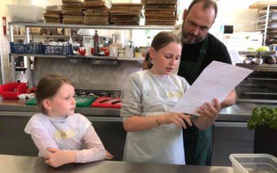 Børne kokkeskole i efterårsferien